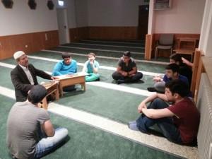 Ortaöğretim ile Cami Buluşması